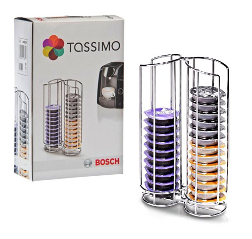 Tassimo t disc support pour jusqu 39 32 t discs neuf ebay - Support pour t disc tassimo ...