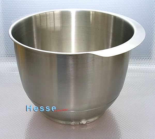 Details zu Bosch Edelstahl Rührschüssel für Küchenmaschine MUM5...